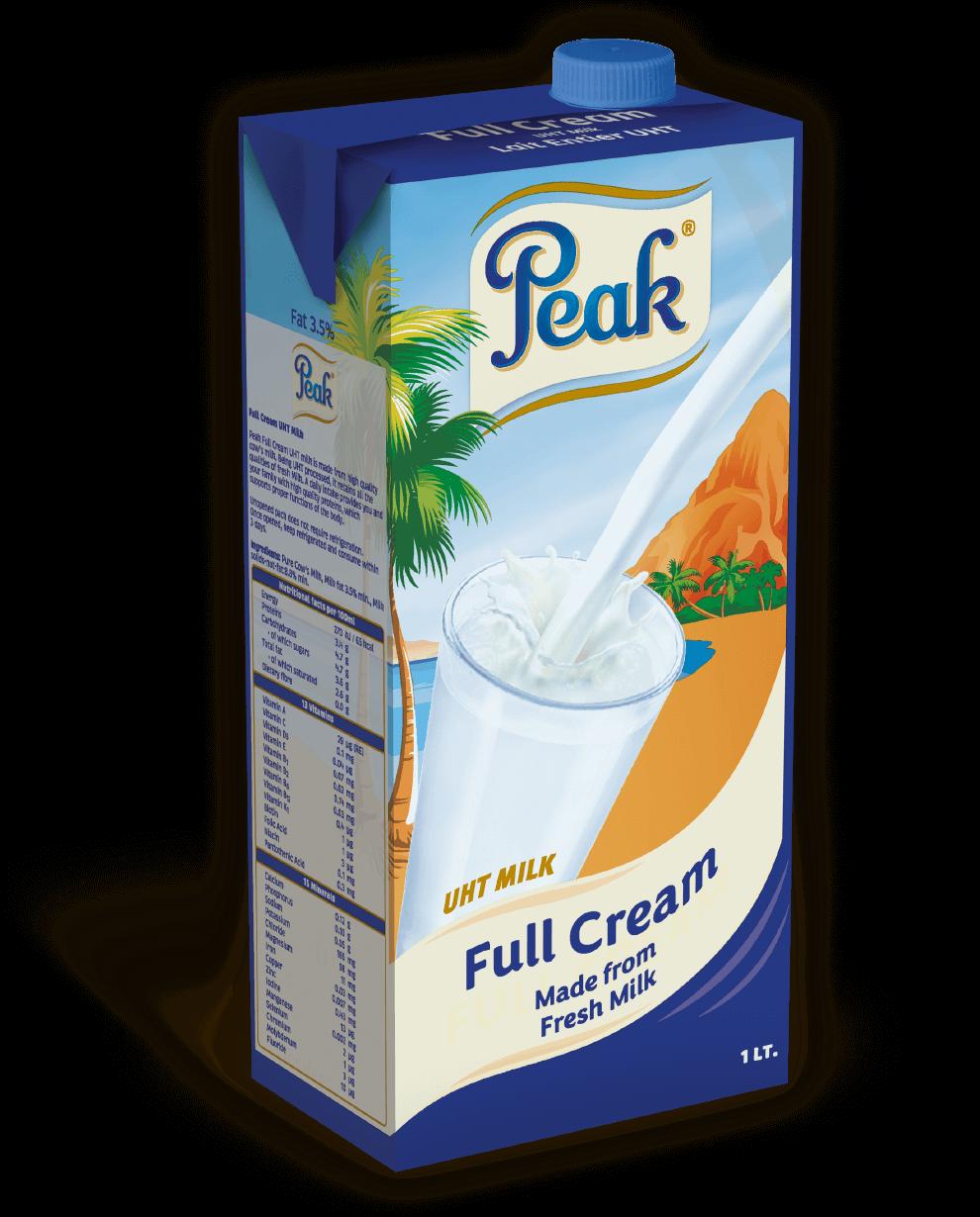 Peak UHT Milk Full Cream