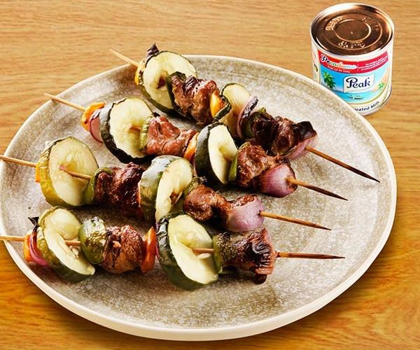Beef Kebabs (Suya)