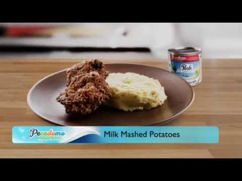 Milk Mashed Potatoes