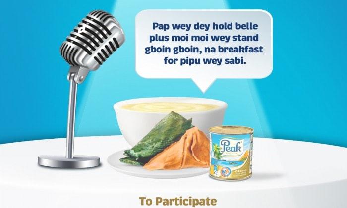 Peak National Breakfast Week Eulogy Challenge