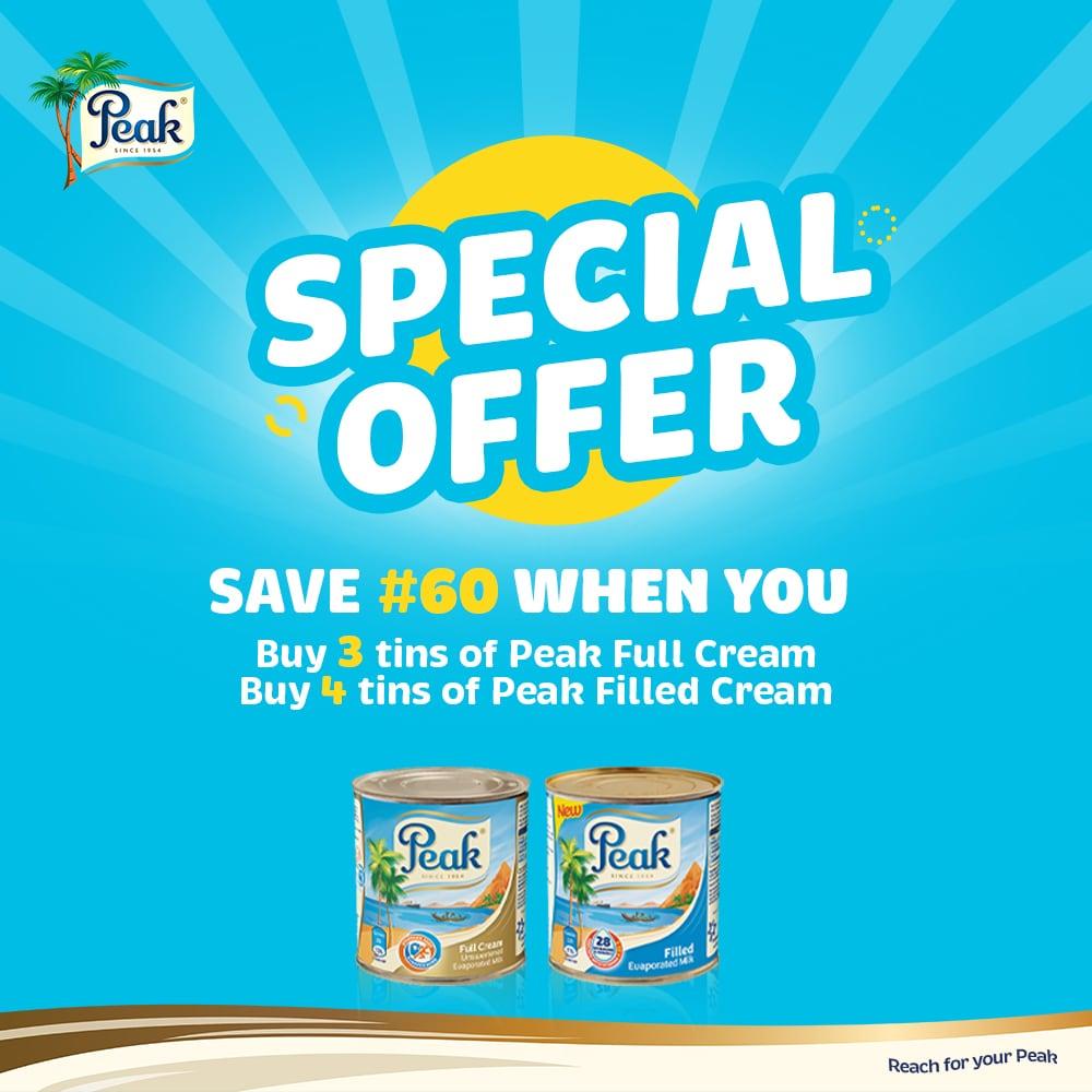 EVAP Promotion - Special offer